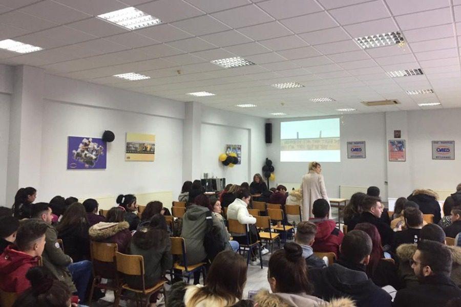 Η Κοινωνική και Αλληλέγγυα οικονομία στην ΕΠΑΣ Παναγιούδας