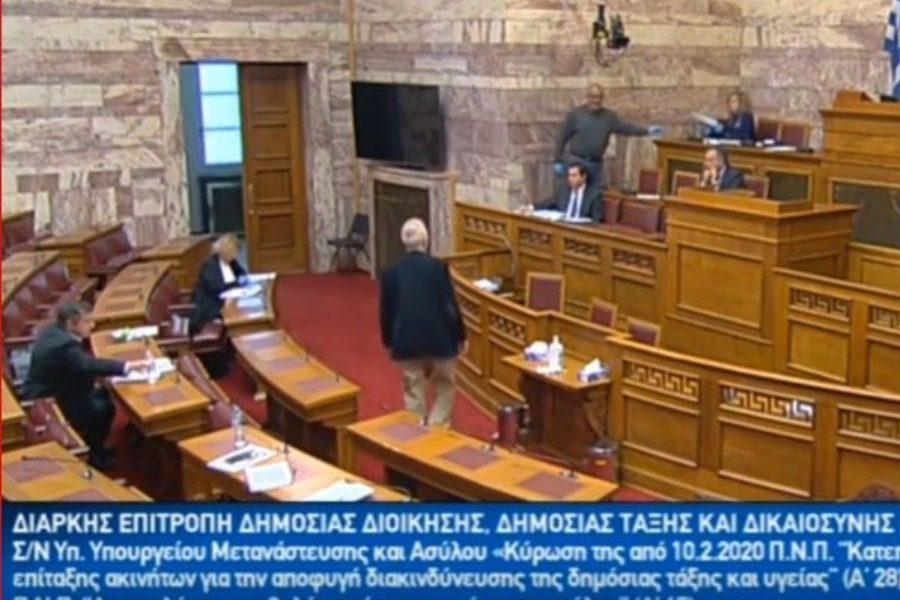 Εγκρίθηκε από την αρμόδια επιτροπή της Βουλή η ΠΝΠ για τις επιτάξεις