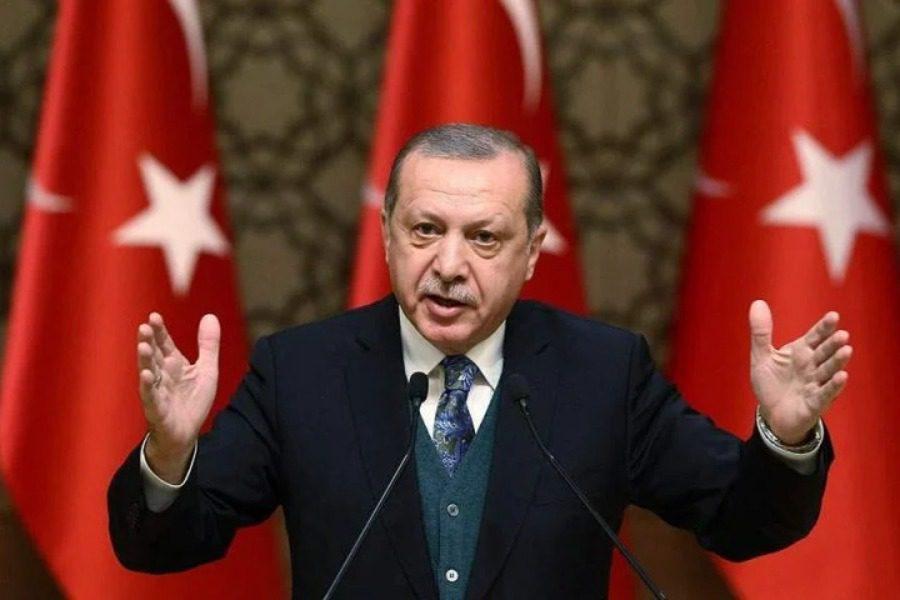 «Θάλασσα των νησιών» για τον Ερντογάν το Αιγαίο!