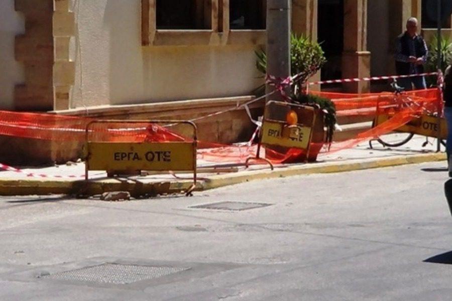 Kυκλοφοριακές ρυθμίσεις στη Μυτιλήνη