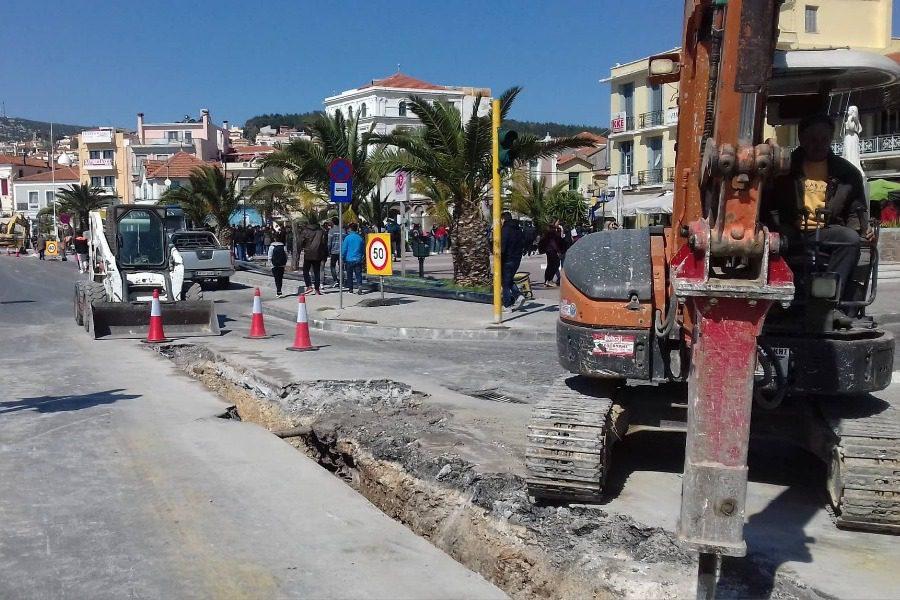 Έργα ύδρευσης 9,7 εκατομμυρίων ευρώ στο Βόρειο Αιγαίο