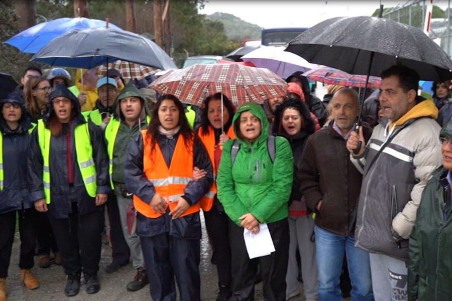 Με 17.000 αιτούντες άσυλο, 250 εργαζόμενοι… «απολύονται»!