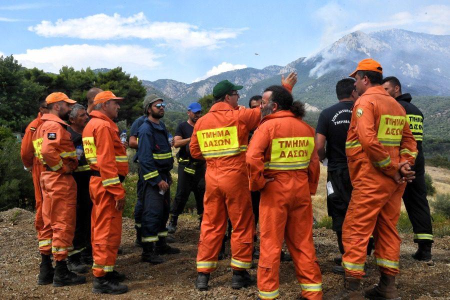 Αιτήσεις για Εθελοντές Πυροσβέστες