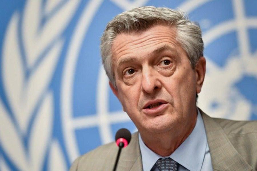 Στη Μυτιλήνη σήμερα ο Ύπατος Αρμοστής του ΟΗΕ για τους Πρόσφυγες