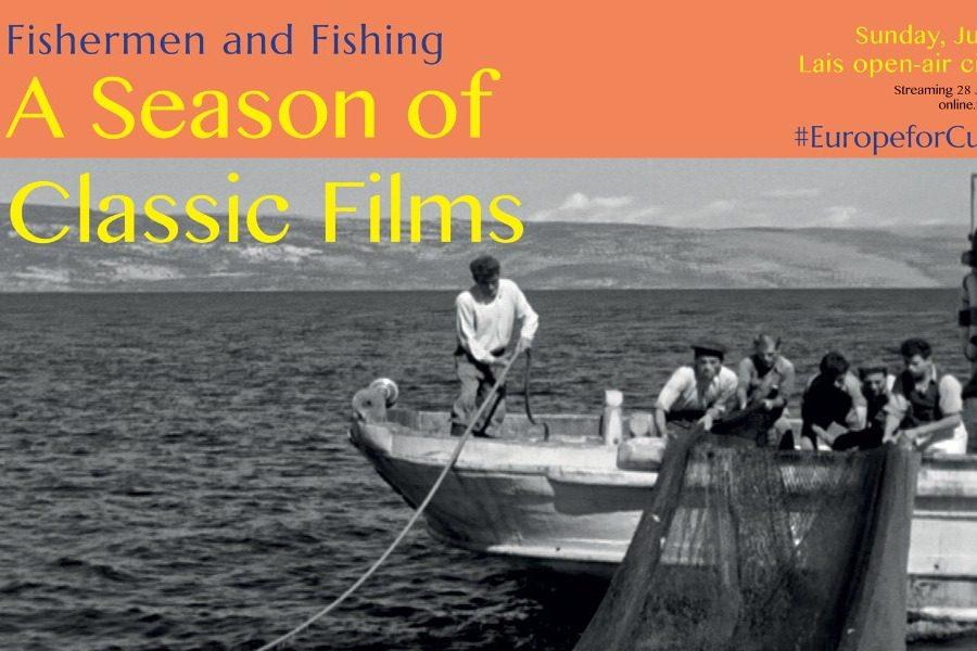 Το άγνωστο φιλμ‑ αριστούργημα για τους ψαράδες του Μολύβου
