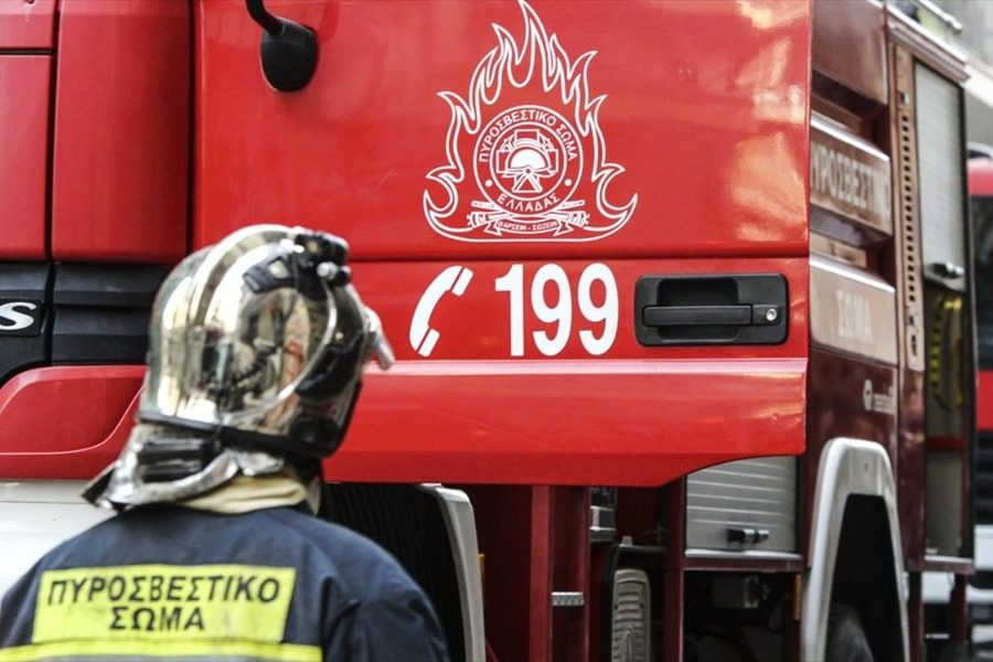 Πολύ υψηλός ο κίνδυνος πυρκαγιάς σήμερα Σάββατο στη Λέσβο