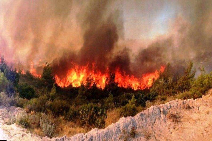 ΠΡΟΣΟΧΗ: Κίνδυνος Πυρκαγιάς