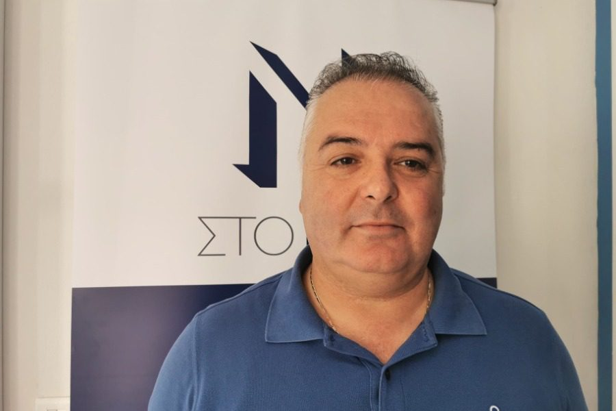 Εκτός «κυβερνώσας» παράταξης ο Κώστας Φραγκόπουλος