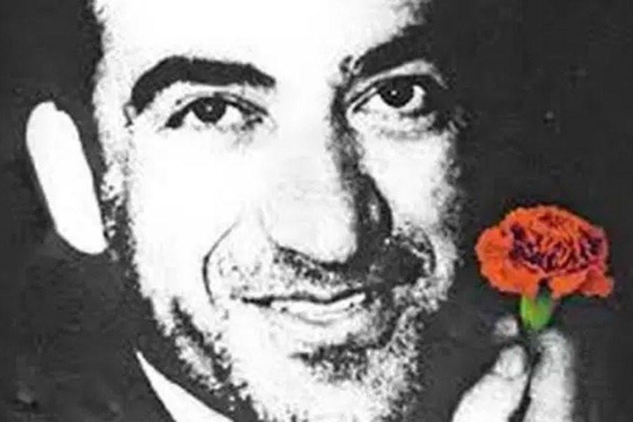 Σαν σήμερα εκτελέστηκε ο «Ανθρωπος με το γαρύφαλλο»