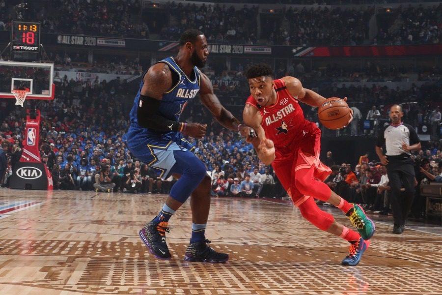 Σκέτη μαγεία το 2020 NBA All‑Star Game!