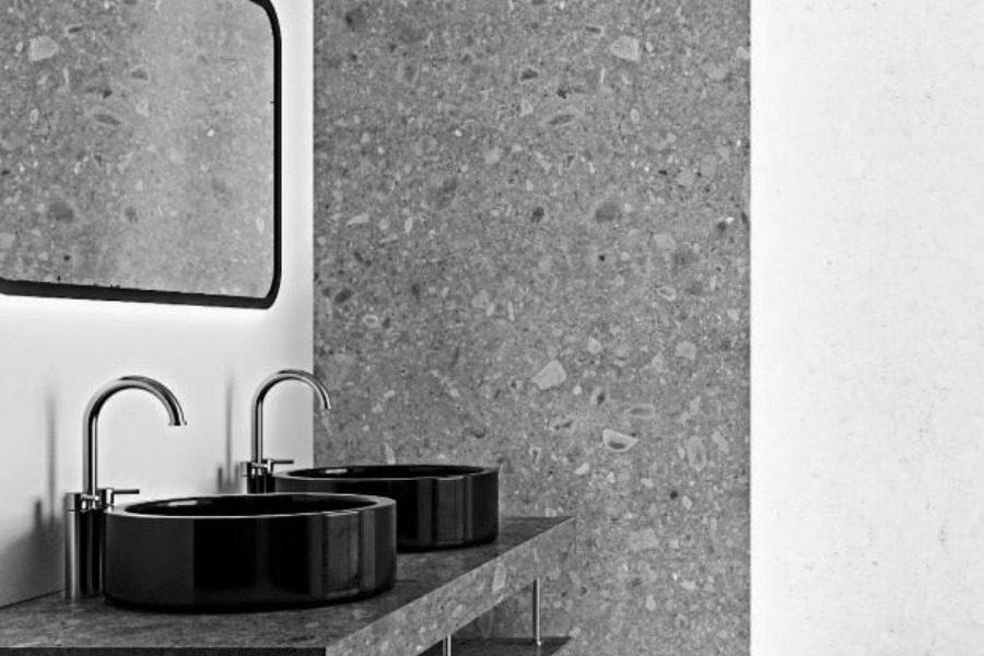 Γρανίτες ιταλικής προέλευσης και χρώματα ΚRAFT στην «Βαληλής Γιώργος & Σία Ε.Ε»