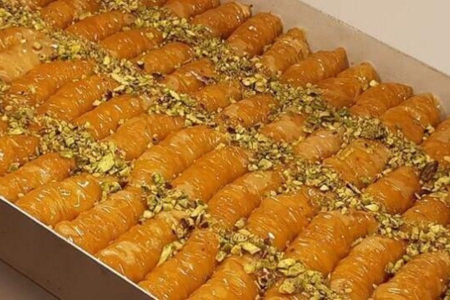 Σεμινάριο ζαχαροπλαστικής με διάσημο pastry‑ Chef
