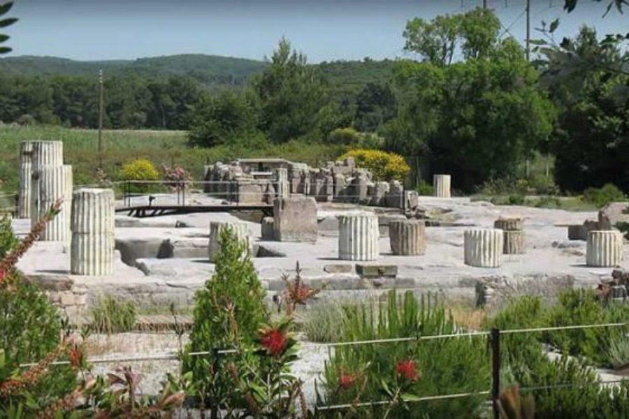 Παιδική παράσταση στον αρχαιολογικό χώρο του Ιερού του Μέσσου