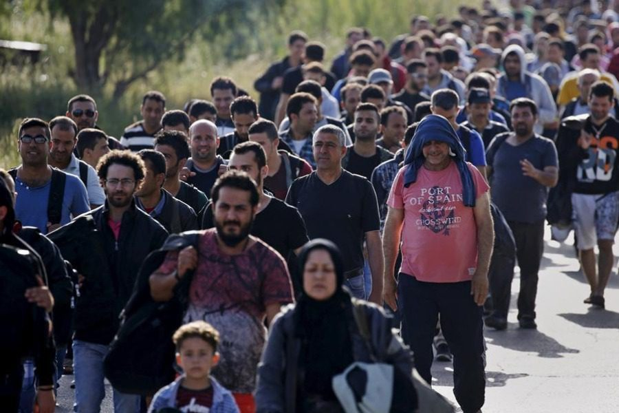 Συγκέντρωση για την  Υγεία και το Προσφυγικό