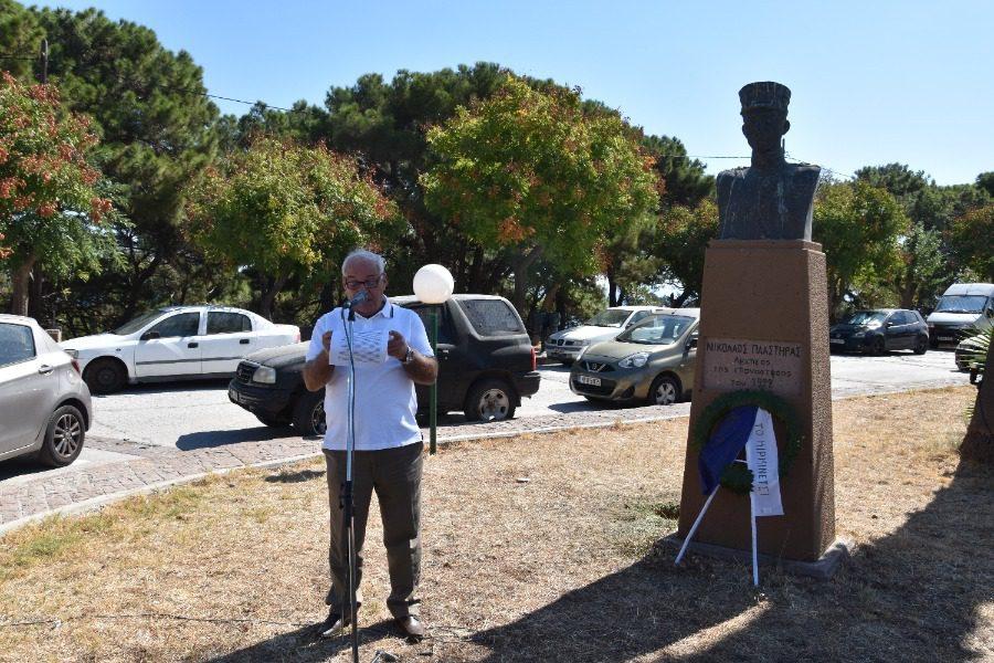 Ο   Συνταγματάρχης Νικόλαος Πλαστήρας, ο «Στρατιώτης»