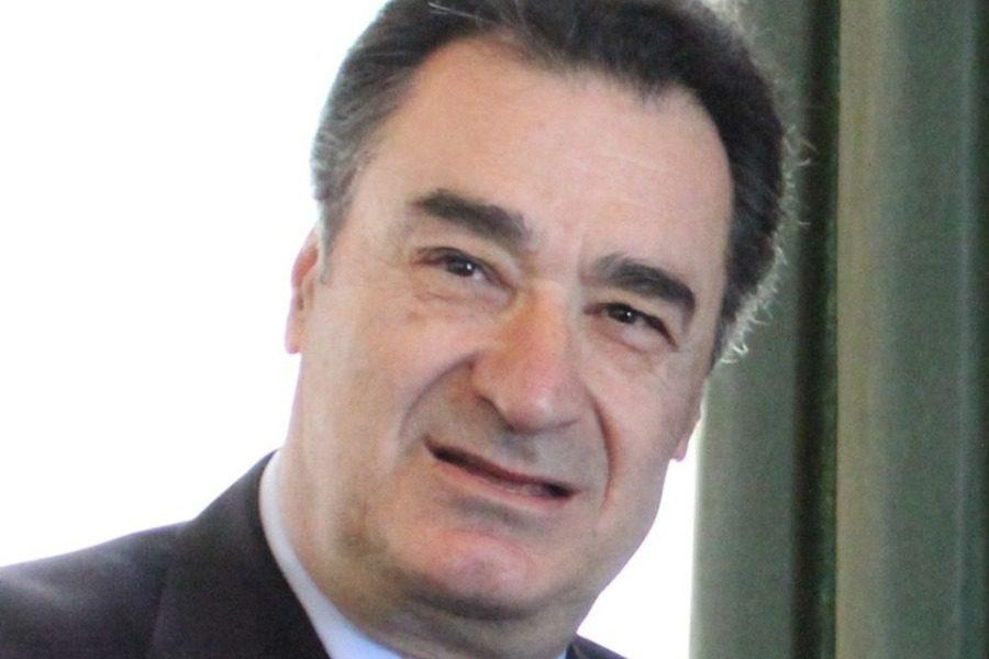 Ο Γιώργος Καμπούρης διοικητής του Νοσοκομείου