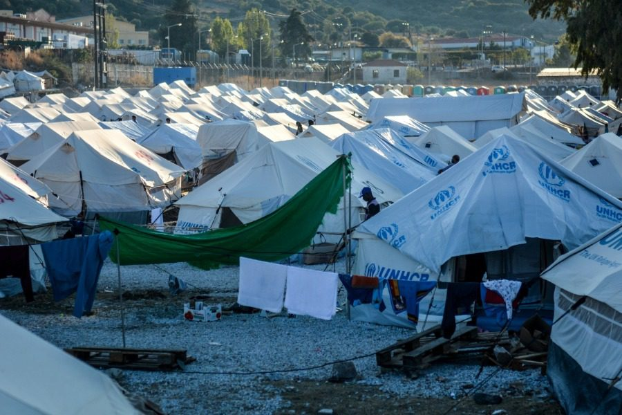 MKO: Εφιαλτικές συνθήκες στον νέο καταυλισμό στη Λέσβο