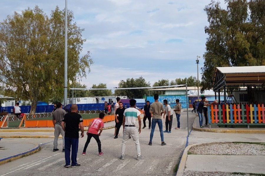 Κλείνει ο καταυλισμός του Δήμου, στον Καρά Τεπέ