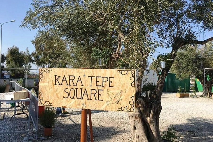 Ξεκίνησε η εκκένωση της δημοτικής δομής του Καρά Τεπέ