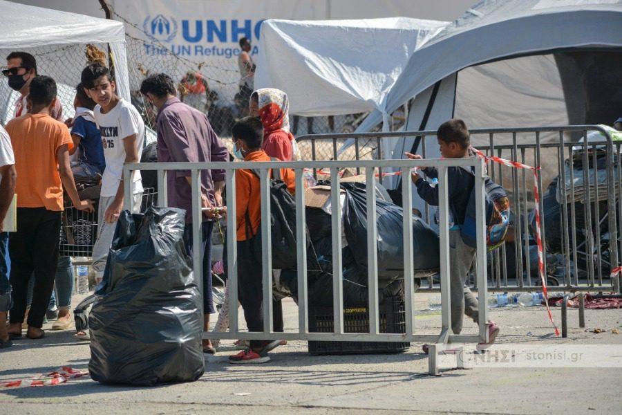 «Στεκόμαστε αλληλέγγυοι στους πρόσφυγες και μετανάστες»