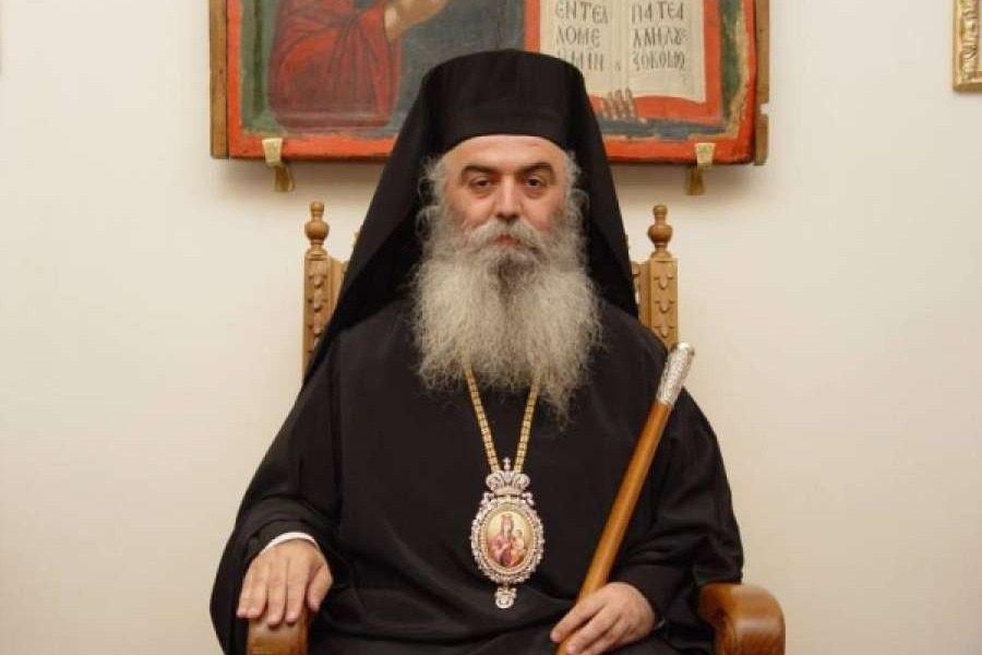 Πέθανε ο μητροπολίτης Καστοριάς Σεραφείμ που νοσηλευόταν με κορονοϊό
