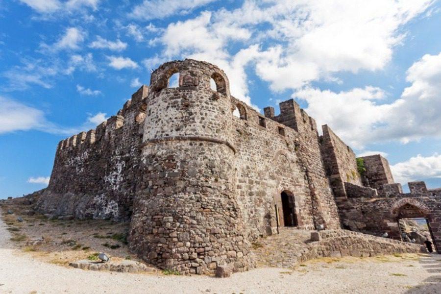 Διάσωση και ανάδειξη της Μεσαιωνικής Πολιτιστικής Κληρονομιάς στα νησιά του Αιγαίου και στην Κύπρο