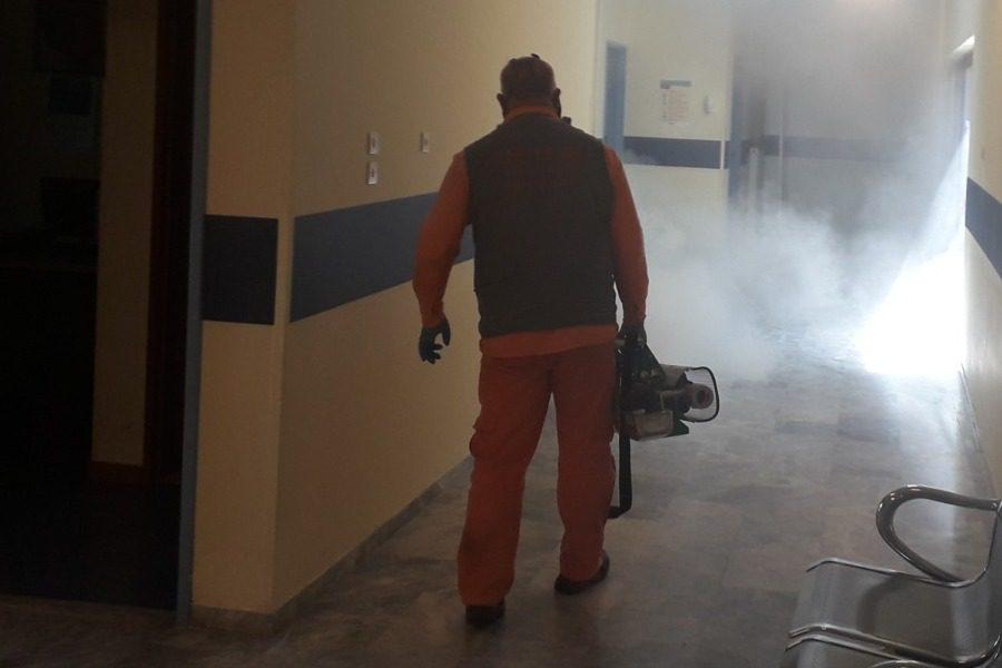 Απολύμανση και αρνητικά δείγματα ξανανοίγουν το Κέντρο Υγείας Καλλονής