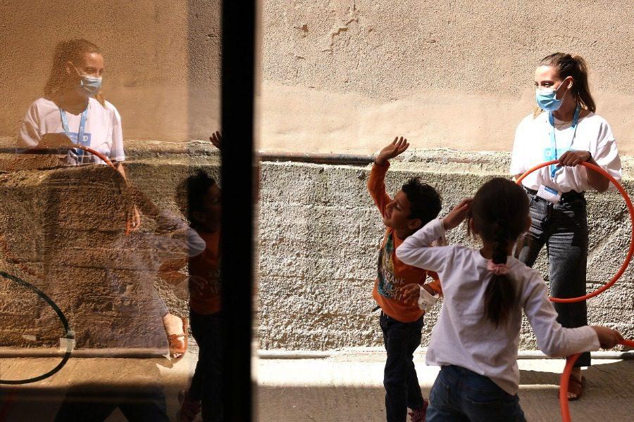Στη Μυτιλήνη Κέντρο Στήριξης Παιδιού για 300 οικογένειες