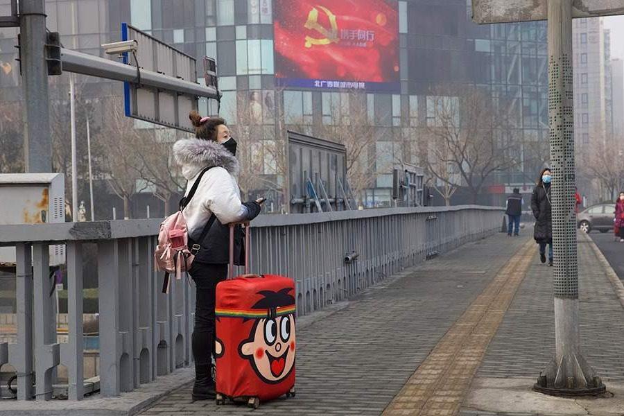 Τέσσερα εκατ. τεστ μετά από μόλις ένα κρούσμα πραγματοποίει η Κίνα
