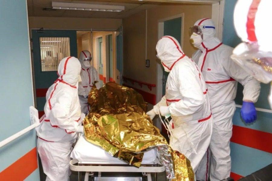 26ος νεκρός από κορονοϊό στη Λέσβο