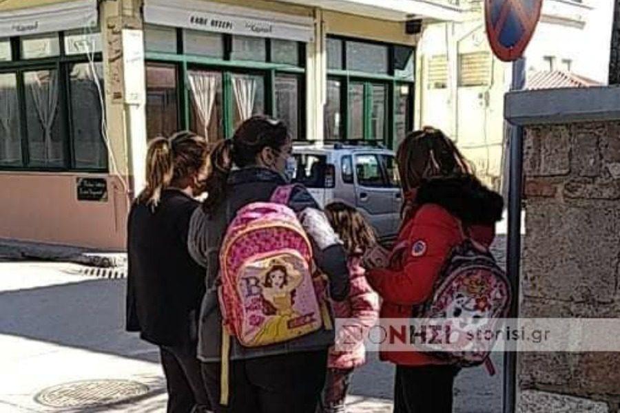 Κλείνει η Α γυμνασίου στην Αγιάσο λόγω κρούσματος
