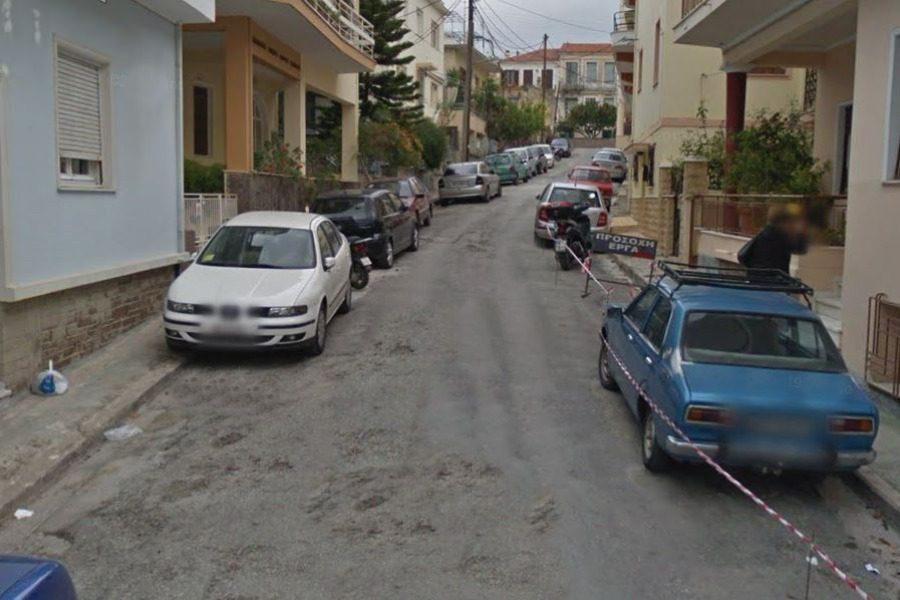 Εργασίες της ΔΕΥΑΛ στην οδό Ξενοφώντος