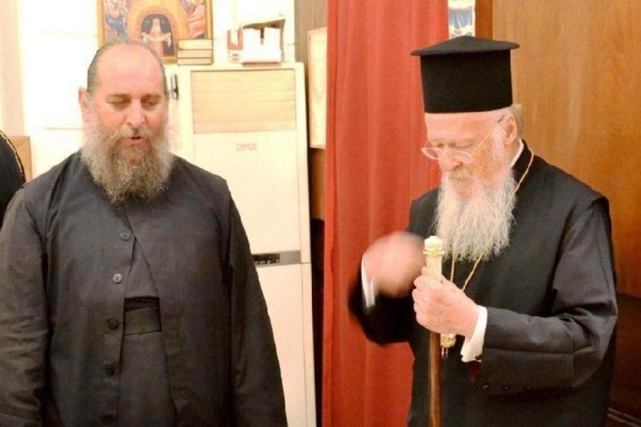 18 Ιουλίου ο Πατριάρχης ενθρονίζει τον Κύριλλο στην Ίμβρο