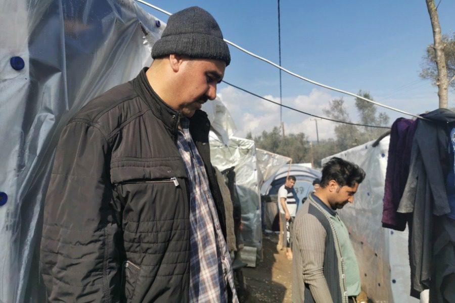 1600 πρόσφυγες εκτός ΚΥΤ Μόριας, Καρά‑Τεπέ και διαμερισμάτων
