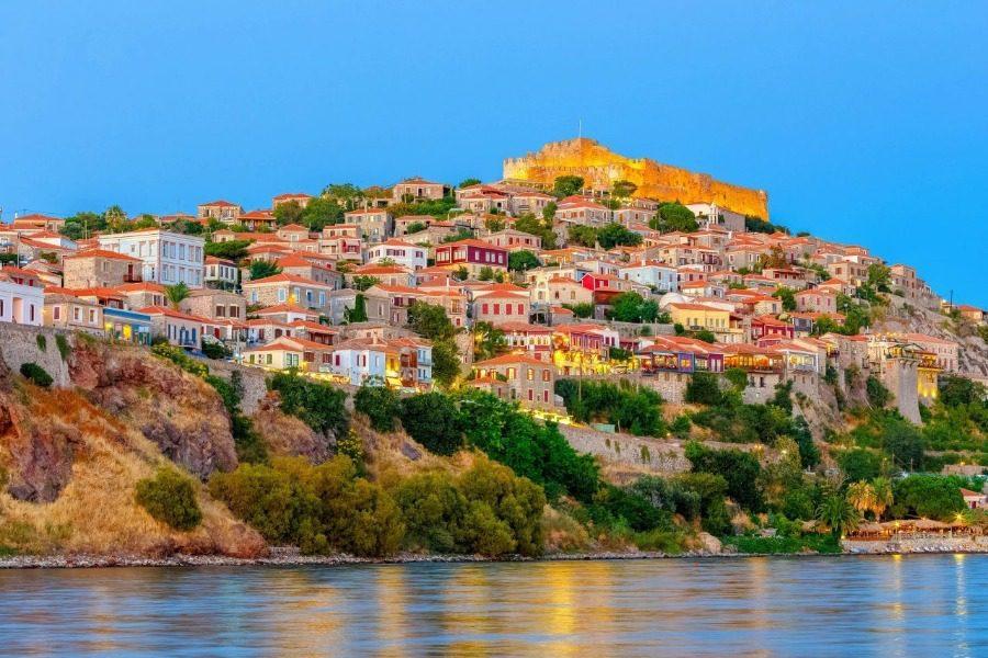 Αύξηση επισκεπτών και εισπράξεων από τον Τουρισμό στο Βόρειο Αιγαίο