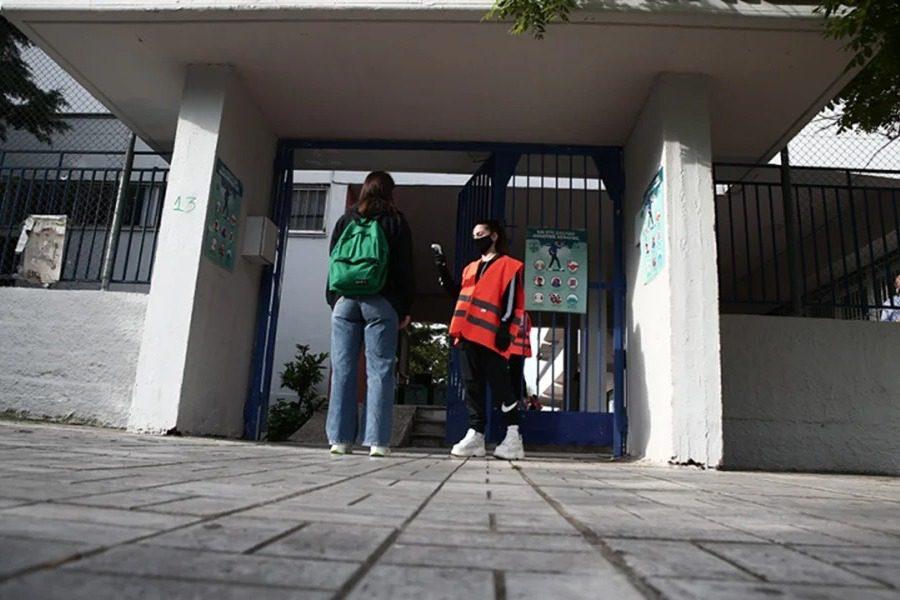 Μόνο ένα τεστ θετικό και 5 οι «αρνητές» στα Λύκεια