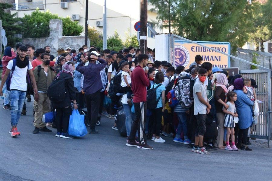 Έφυγαν 1980 πρόσφυγες και έπεται συνέχεια…