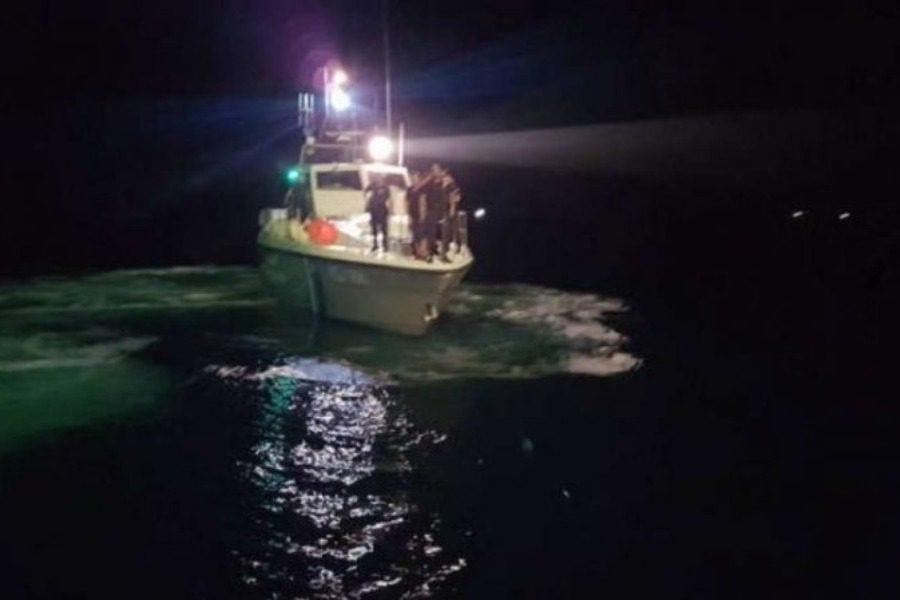 Ανασύρθηκαν ζωντανοί οι 3 ναυαγοί