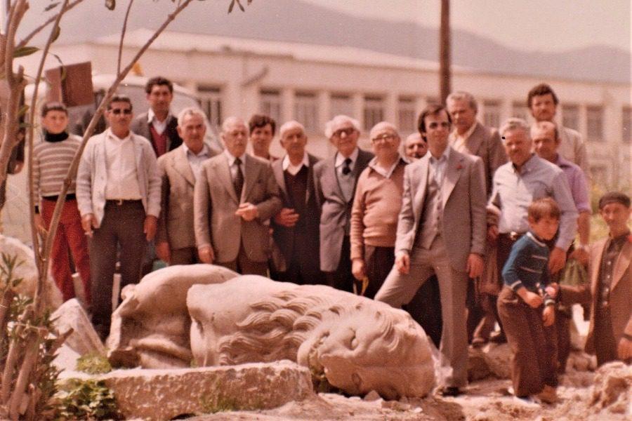 Ένα λιοντάρι, μισός αιώνας...