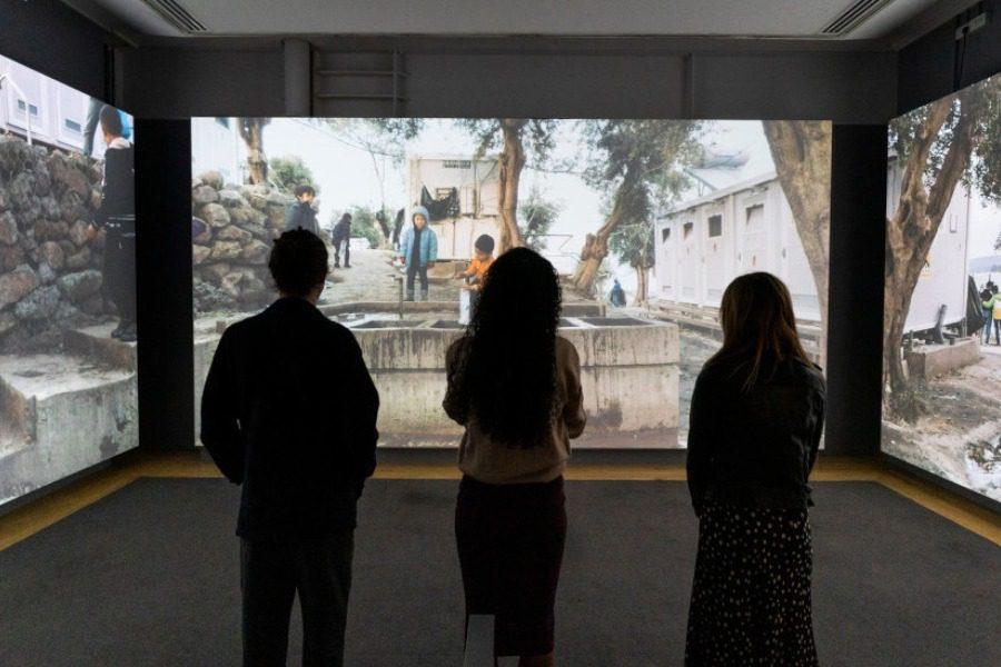 Το ΚΥΤ Μόριας στο πολεμικό μουσείο του Λονδίνου!