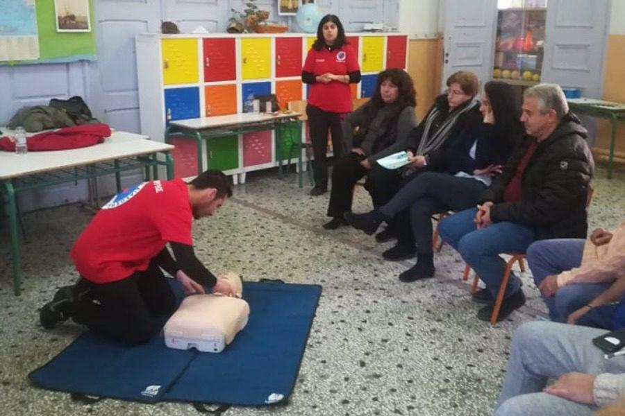 30 εθελοντές στην αιμοδοσία Λουτρών