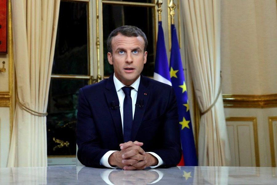 Γαλλία: Ανακοίνωσε «Λοκ ντάουν»  ο Μακρόν