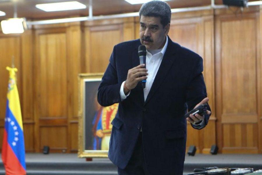 Θεραπεία για τον κορονοϊό από τη Βενεζουέλα