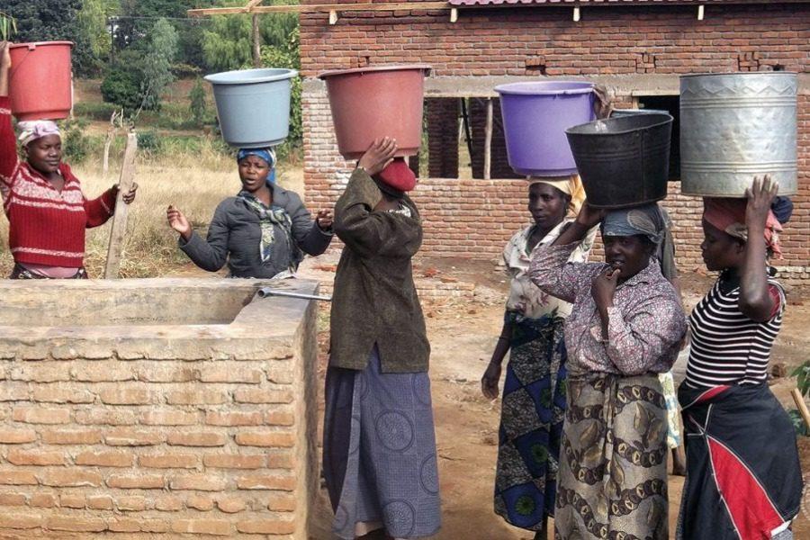 Ένα Φορτίο Αγάπης από τη Λέσβο ως το Μαλάουι!