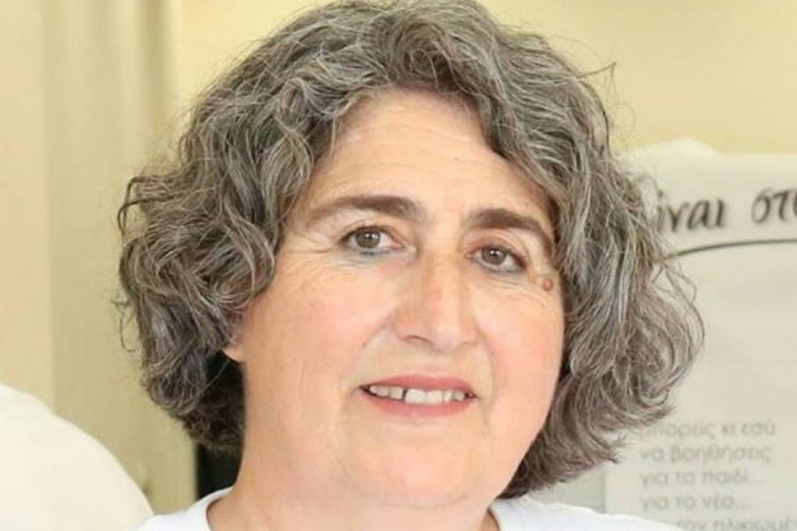 Η Μαρία Ζερβού η 5η του ψηφοδελτίου ΣΥΡΙΖΑ!