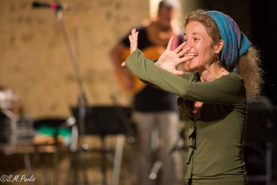 Η ταλαντούχα Μαρίζα Βαμβουκλή βραβεύτηκε από την UNESCO
