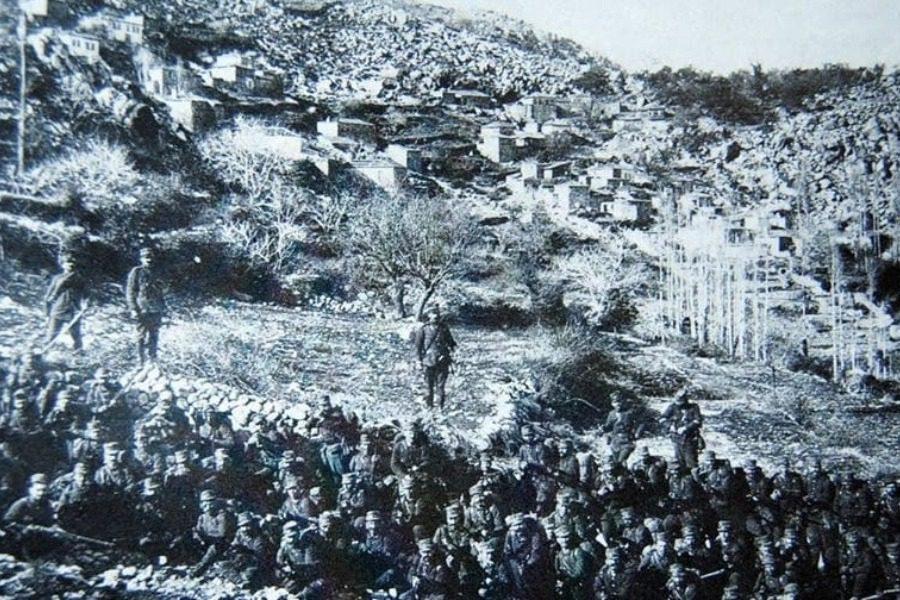 H μάχη του Κλαπάδου και η άρνηση Θεοδωρικάκου