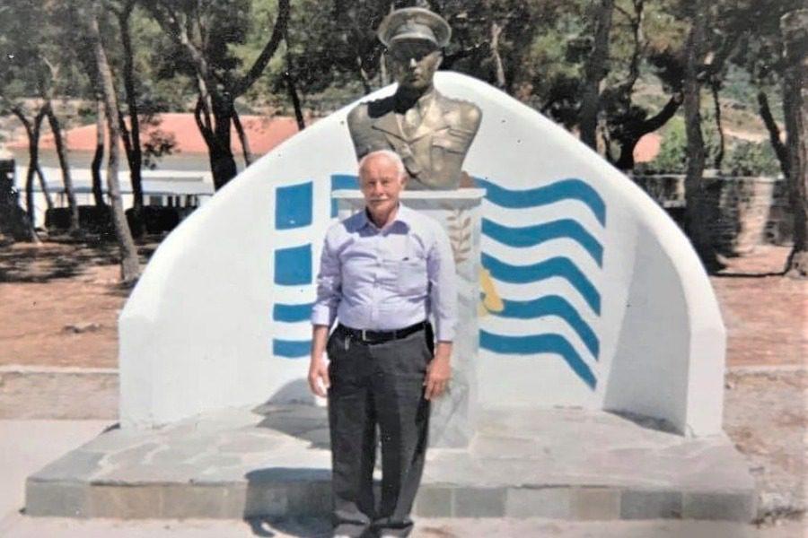 Ένας Μυτιληνιός ήρωας στη μάχη της Κρήτης