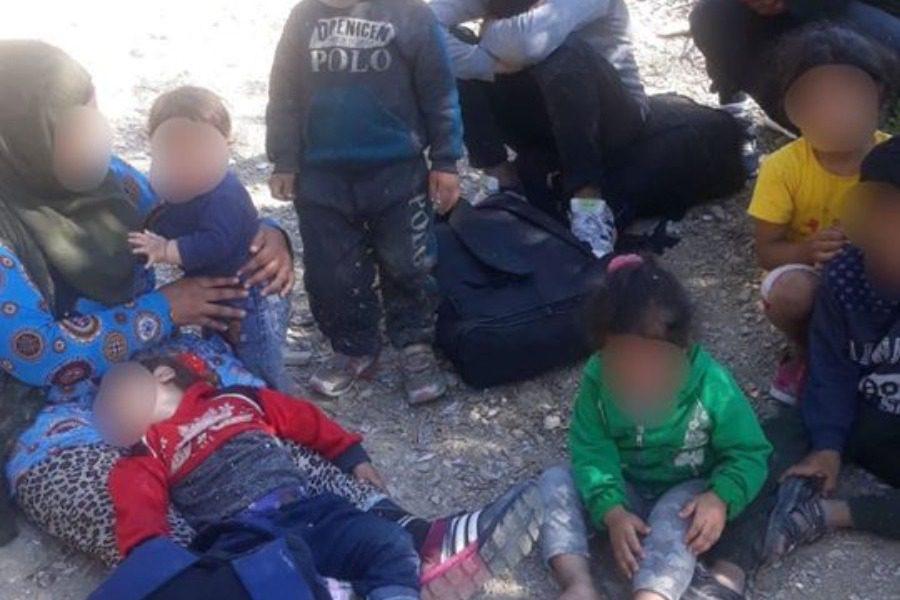 50 τελικά οι πρόσφυγες και μετανάστες που βγήκαν σήμερα στη Θερμή