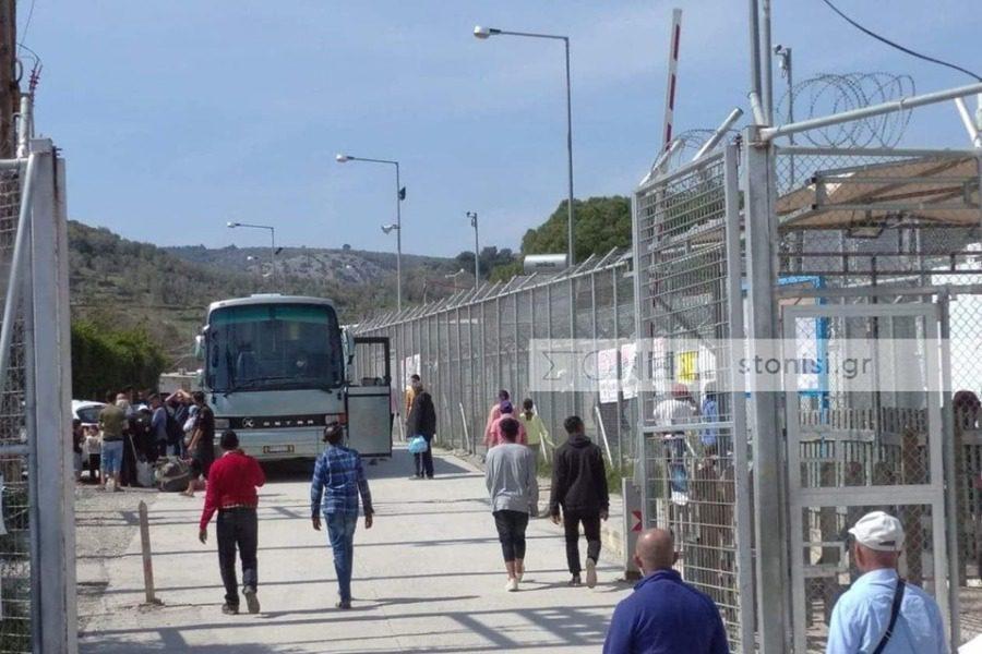 35 ανήλικοι πρόσφυγες αναχωρούν για Γερμανία